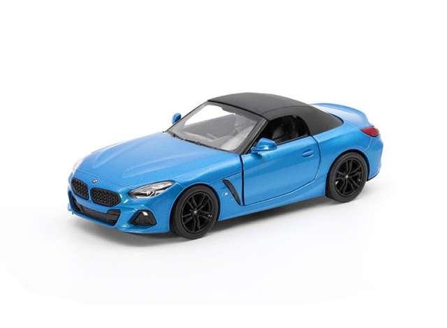BMW Z4 (Blauw) 1/36 Kinsmart