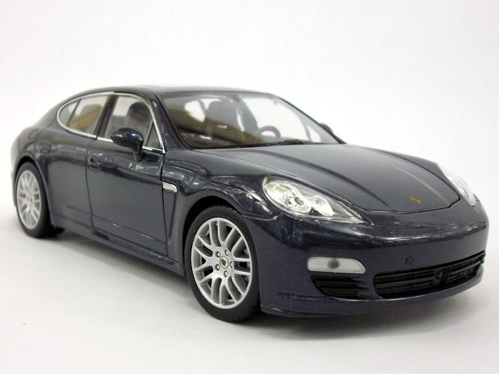 Porsche Panamera S (Blauw) 1/24 Welly