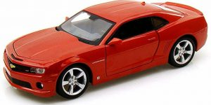 Chevrolet Camaro SS RS (Oranje) 1/24 Maisto