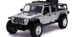 Jeep Gladiator 2020 (Zilver) (Fast & Furious) 1/24 Jada