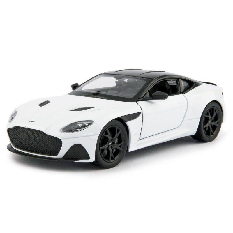 Aston Martin DBS Superleggera (Wit) 1/24 Welly
