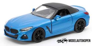 BMW Z4 (Blauw)