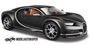 Bugatti Chiron Grijs