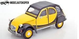Citroën 2CV 6 Charleston (Geel
