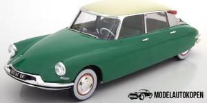 Citroën DS 19 (Groen)