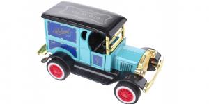 Classic Car Metal Pull back VIP (Blauw) 12 cm Toi-Toys