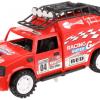 Desert Racer Metal Friction met licht & geluid (Rood) 25 cm Toi Toys