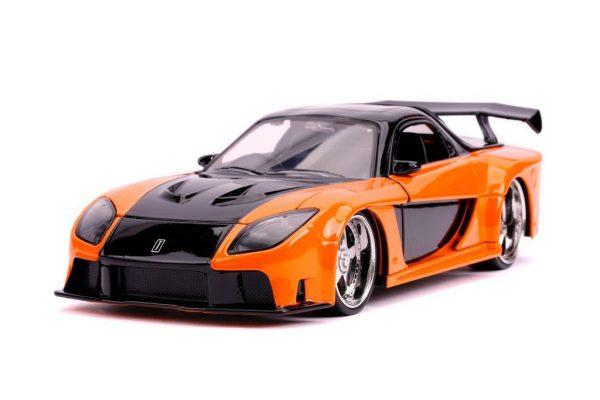 Fast & Furious schaalmodel auto