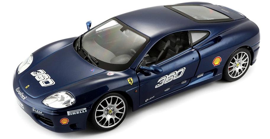 Ferrari 360 Challenge (Donkerblauw)