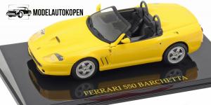Ferrari 550 Barchetta (Geel)
