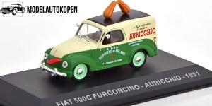 Fiat 500C Furgoncino - Auricchio 1951 (Crème)