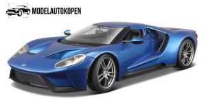 Ford GT 2017 (Blauw)