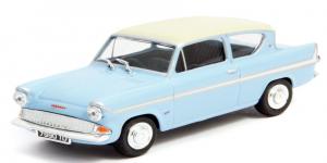 Ford Anglia MKI Lichtblauw 1/43 Cararama Oxford