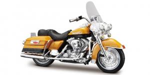 Harley Davidson FLHR Road King 1999 (Goud)