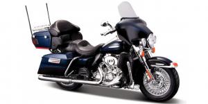 Harley Davidson FLHTK Electra Glide Ultra Limited 2013 (Donkerblauw)