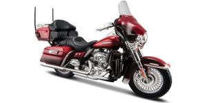 Harley Davidson FLHTK Electra Guide Ultra Limited (Rood)