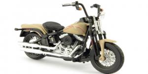 Harley Davidson FLSTSB Cross Bones 2008 (Beige)
