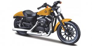 Harley Davidson Sportster Iron 883 2014 (Geel)