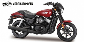 Harley Davidson Street 750 2015 (Rood)