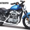 Harley Davidson XL 1200N Nightster 2007 (Blauw)