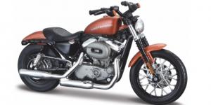 Harley Davidson XL 1200N Nightster 2007 (Brons)