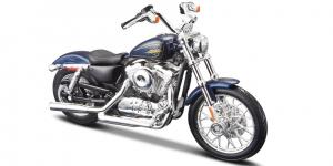Harley Davidson XL 1200V Seventy-Two 2012 (Blauw)
