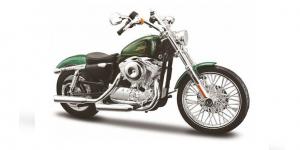 Harley Davidson XL 1200V Seventy-Two 2012 (Groen)