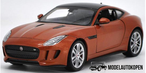 Jaguar F-Type Coupe (Oranje)