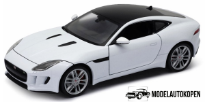 Jaguar F-Type Coupe (Wit)