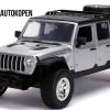 Jeep Gladiator 2020 (Zilver)