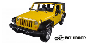 Jeep Wrangler Unlimited (Geel)
