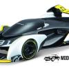 McLaren Vision Gran Turismo (Zwart