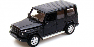 Mercedes-Benz G-Klasse (Zwart)