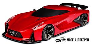 Nissan Vision Gran Turismo 2020 Concept (Rood)