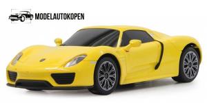 Porsche 918 Spyder (Geel)