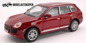 Porsche Cayenne Turbo (Rood)