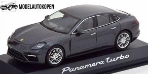 Porsche Panamera Turbo (Donkergrijs)