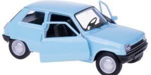 Renault 5 (Lichtblauw) 1/34 Welly