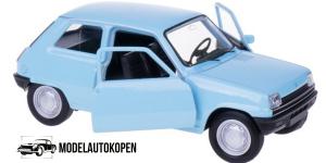 Renault 5 (Lichtblauw)