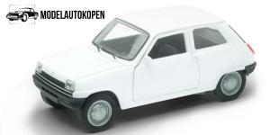 Renault 5 (Wit)