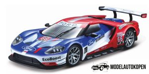 2017 Ford GT Race Car #66