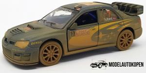 Subaru Impreza WRC 2007 (Blauw