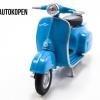Vespa 150CC (Blauw)