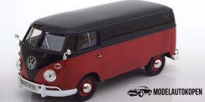Volkswagen Type 2 Delivery Van (Rood