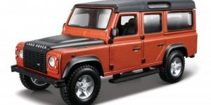 Land Rover Defender 110 (Bronze) 1/32 Bburago