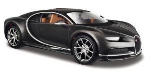 Bugatti Chiron Grijs 1/24 Maisto