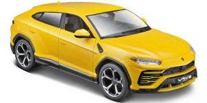 Lamborghini Urus (Geel) 1/24 Welly