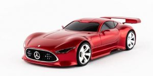 Mercedes-Benz AMG Vision Gran Turismo (Rood) 1/32 Maisto