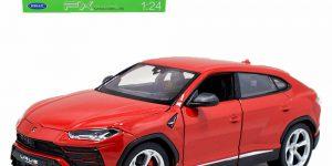 Lamborghini Urus (Rood) 1/24 Welly
