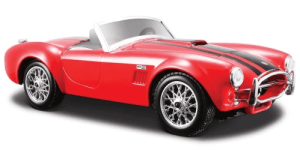 1965 Shelby Cobra 427 (Rood) 1/24 Maisto